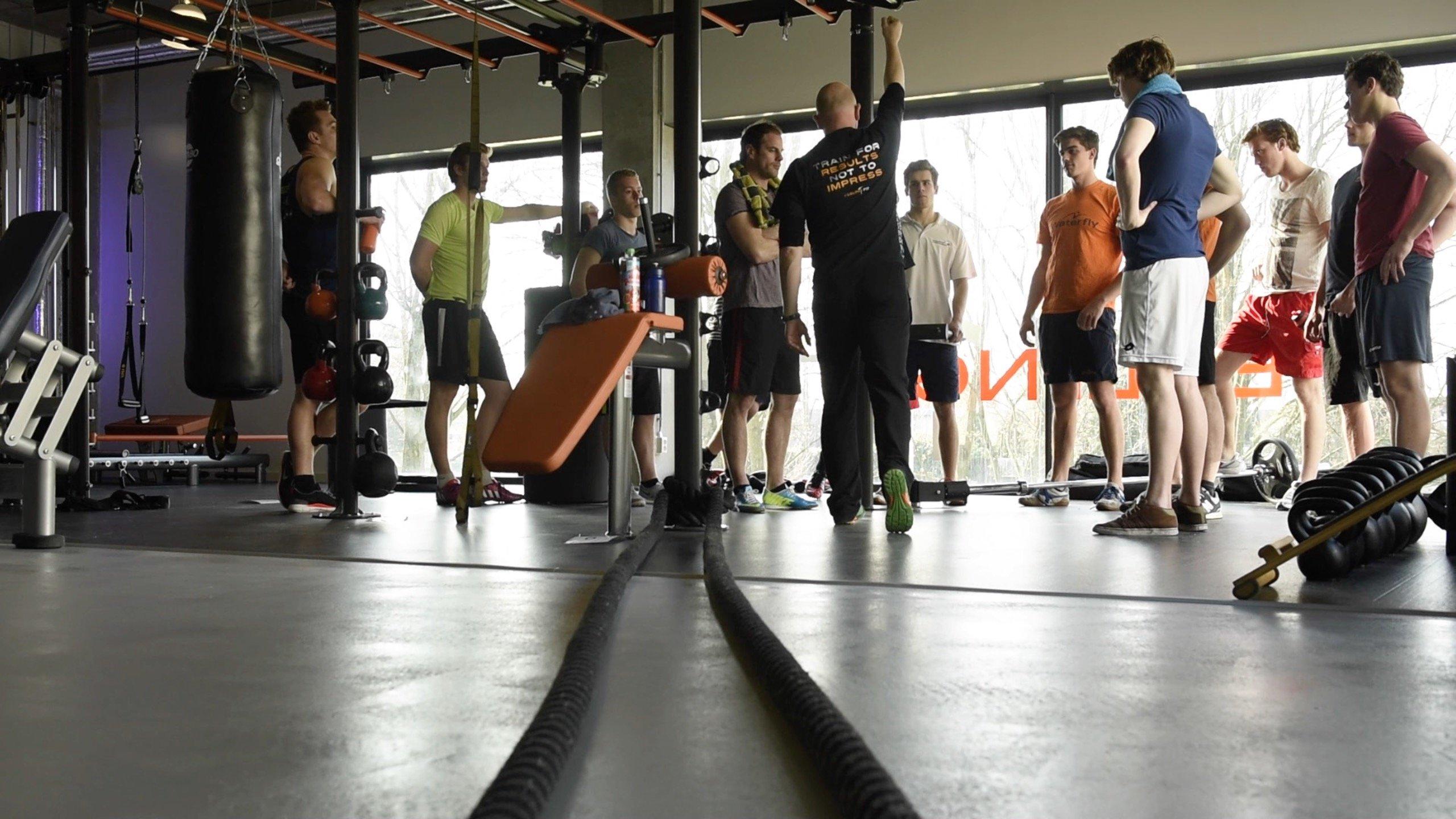 Sportschool Groepsverband in Driebergen Zeist
